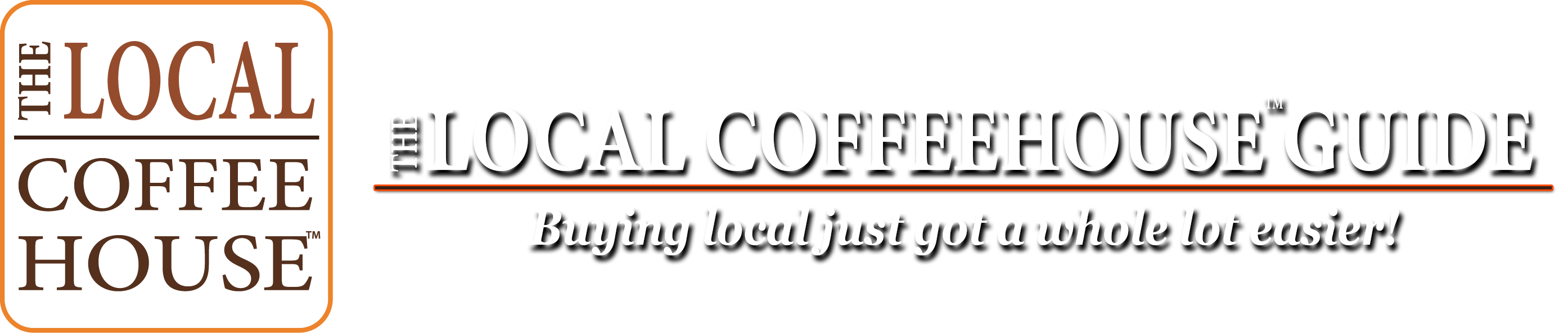 The Local Coffeehouse Guide App & Website